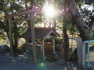 大水神社(伊勢市御薗町王中島)