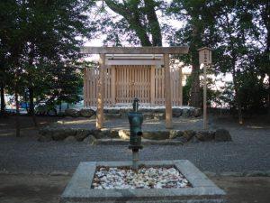 打懸神社(豊受大神宮 末社)