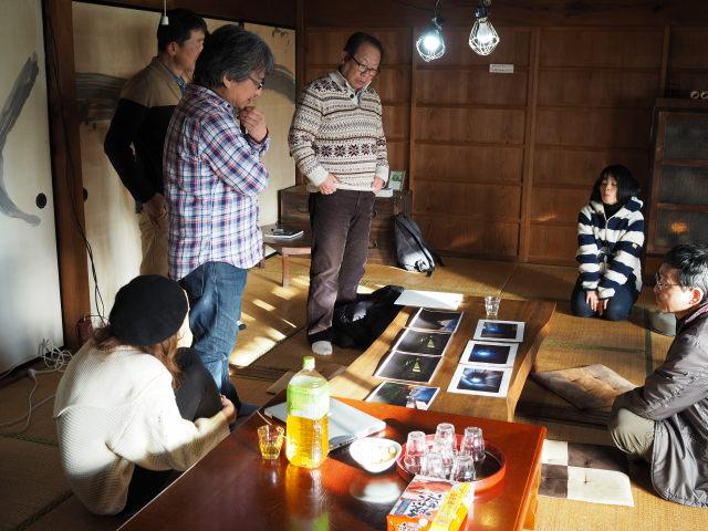 写真好学研究所 01月講座(2018.1.6)@古民家Hibicore