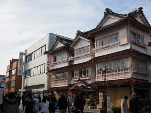 旅館山田館(外宮参道)