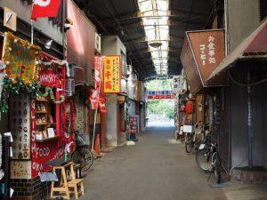 伊勢駅前商店街