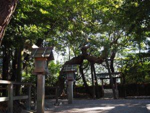御食神社(豊受大神宮 摂社)