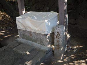 辰の井、御食神社(豊受大神宮 摂社)