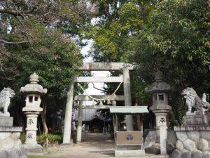 御薗神社(四日市市御薗町)