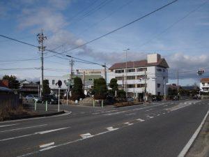 日永の追分(東海道と伊勢街道の分岐点)