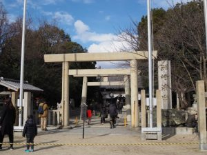 洲﨑濵宮神明神社(四日市市海山道町)