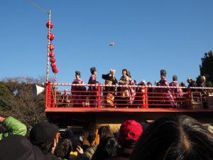 狐の嫁入り神事(海山道神社)