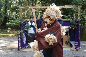 和井野区獅子神楽(一之瀬神社)