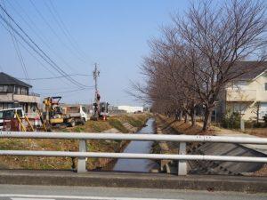 菱川(和合橋の下流側)