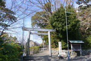 船江神社(伊勢市船江)