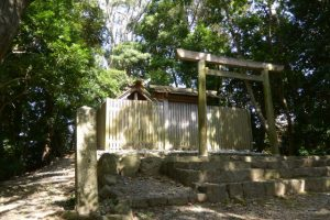 田上大水神社、田上大水御前神社(共に豊受大神宮 摂社)