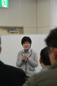 NPO法人大杉谷自然学校 校長 大西かおり氏