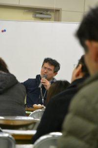中京大学文学部学芸員 千枝大志氏