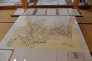 山田地図(伊勢ぶらりの山田衢々之図?)