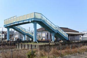 JR参宮線 山田上口駅 北側