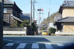 国道42号 仁田交差点