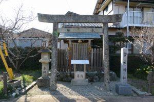菅原神社(臥竜梅公園)