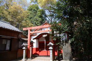 伊勢豊受稲荷神社(伊勢市岩渕)
