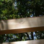 河原淵神社(豊受大神宮 摂社)の鳥居に見たのは神紋の花菱?