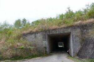 伊勢自動車道 勢和多気37トンネル
