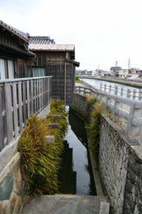 勢田川 川の駅 河崎付近