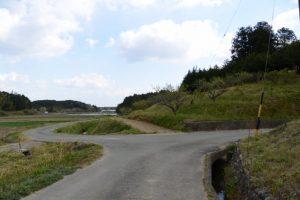 伊勢自動車道 勢和多気35トンネル〜幸神池(度会郡玉城町積良)