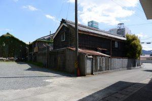 井阪長七商店(伊勢市河崎)