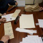 古文書の会(2018.04.08)@河邊七種神社社務所