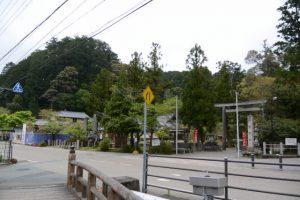 丹生山神宮寺、丹生神社(多気郡多気町丹生)