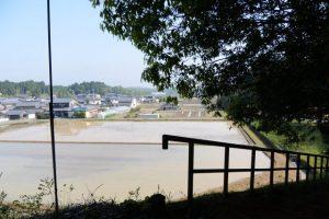 津布良神社(皇大神宮 末社)付近の風景