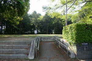 離宮院公園(伊勢市小俣町本町)