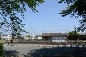 JR参宮線宮川駅