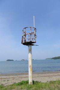旅荘 海の蝶 プライベートビーチ