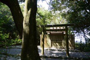 粟皇子神社(皇大神宮 摂社)