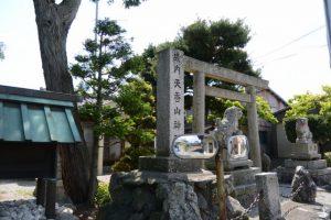 天香山神社(松阪市保津町)