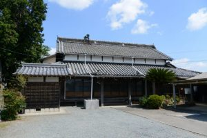 光安寺(松阪市保津町)
