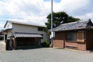 保津集会所付近(松阪市保津町)