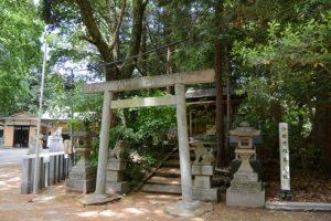 少名彦那尊御社、松阪神社(松阪市殿町)
