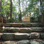 古殿が姿を消し御遷座を終えた津布良神社(皇大神宮 末社)