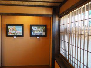 泊正徳写真展「心のふるさと伊勢神宮」@鳥羽大庄屋かどや