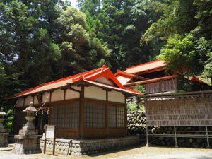 八幡神社(津市美杉町奥津)