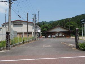 旧多気小学校(津市美杉町上多気)
