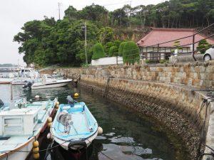 波切漁港(志摩市大王町波切)