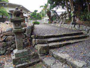 波切神社(志摩市大王町波切)