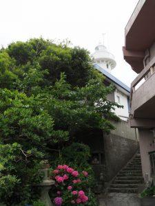 大王崎灯台(志摩市大王町波切)