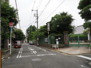 高倉会館、高倉幼稚園(京都市下京区富屋町)