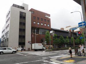 J.ハートピア京都付近
