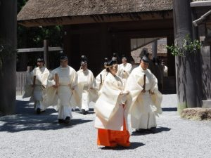 月次祭 奉幣の儀(外宮)2018年06月