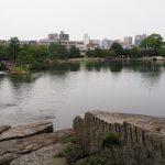 3.龍仙湖(徳川園)