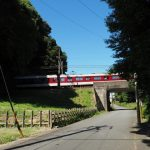 近鉄鳥羽線虎尾山トンネル、五十鈴川駅側